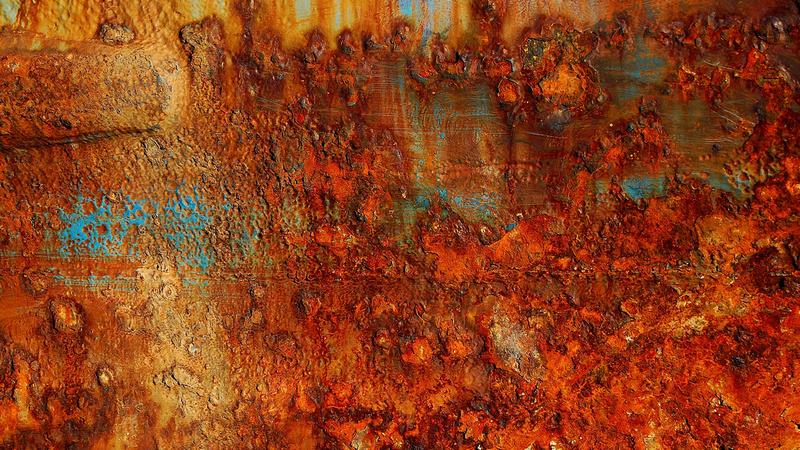 Zenfolio | Bill Mangold Photography | Rust